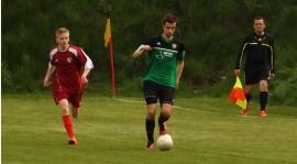 Spadek juniorów młodszych z Mazowieckiej I Ligi