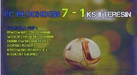 Płochocin liderem !!! FCP - KS II Teresin 7-1