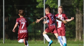 Pierwsze zwycięstwo juniorów! Sparta Łódź - KS Kutno 5:2!