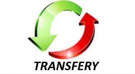 Trening, transfery