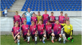 Drugie miejsce w turnieju Sokół Cup w Aleksandrowie Łódzkim.