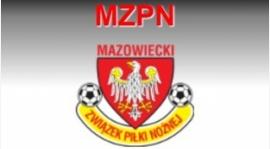 Informacja o spadkach i awansach w niższych ligach warszawskich.