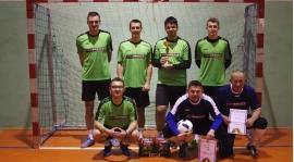 Perlaże RakSerwis wygrywa Turniej Mikołajkowy