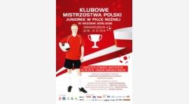Mistrzostwa Polski Juniorek w Będzinie