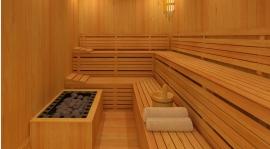 Sauna w Połomii o 18:00