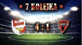 Pewne zwycięstwo z Zarszynem! - Podsumowanie 7 kolejki