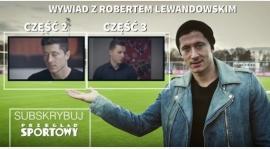 Wywiad z Robertem Lewandowskim