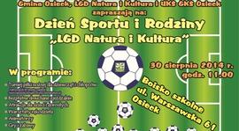 Dzień Sportu i Rodziny w Osiecku