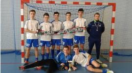 Halowe Mistrzostwa OZPN - Juniorzy młodsi