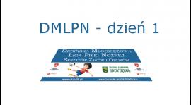 I turniej - DMLPN - Żaki grupa A 8.01.17r.