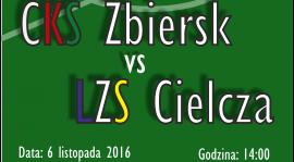 XI kolejka ligowa w Zbiersku.