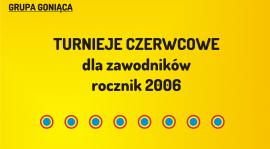 (G) Zapowiedź turniejów dla rocznika 2006