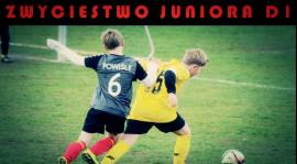 Zwycięstwo Juniora D1