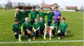 Zapraszamy na mecz drużyny Młode Wilki Zieloni Rakoszyce....