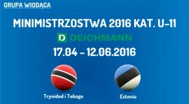 (W) Minimistrzostwa Deichmann wiosna 2016 (17.04-12.06)