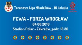 Terenowa Liga Młodzików - 10 kolejka (04.06.2016)