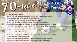 """70-lecie K.S. """"Sokół"""" Pniewy"""