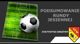 Statystki rundy jesiennej sezonu 2016/2017