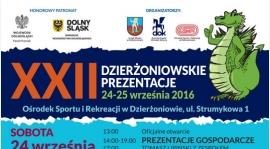 Prezentacje Dzierżoniowskie, w niedzielę spotykamy się na OSIRze