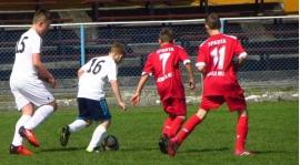Wygrana młodych piłkarzy Sparty w derbach!
