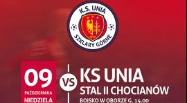 Mecz o mistrzostwo klasy B Unia Szklary Górne - Stal II Chocianów