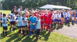 Turniej Euro Kids 2016 w Siedlisku