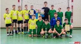 Mazur Gostynin U-14 drugi w Turnieju o Puchar Prezesa Płockiego OZPN