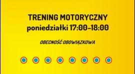 Trening motoryczny