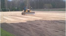 Boczne boisko doczekało się renowacji!