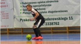 Nowi w drużynie - Sebastian Leszczak
