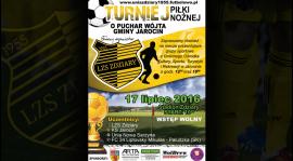 Turniej o Puchar Wójta Gminy Jarocin 2016r.