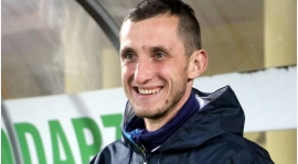 Damian Ostrychalski trenerem CKS-u !