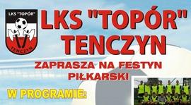 Festyn piłkarski na stadionie LKS Topór Tenczyn!