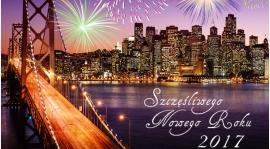 Szcześliwego Nowego Roku !