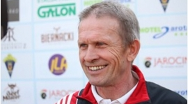 Ryszard Łukasik trenerem Pogoni