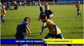 Kolejne mecze najmłodszych zawodników