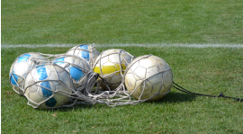 Wakacyjne treningi piłki nożnej
