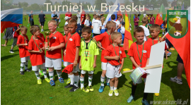 Turniej z Okazji Dnia Dziecka - Brzesko