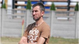 Pomeczowa rozmowa z byłym trenerem bodzentyńskiej drużyny