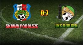 W 10 kolejce Bobrek gromi Skawe Podolsze!