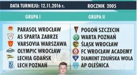 Turniej Olympic Trophy we Wrocławiu (12.11.2016)