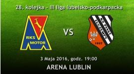 [28. kolejka] Motor Lublin - Piast Tuczempy