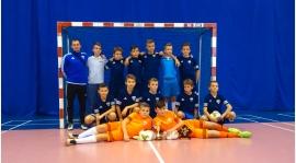 Zwycięstwo młodzików w halowym turnieju na Śląsku