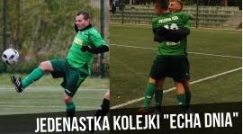 """Łukasz Kłos i Radomir Zięba w jedenastce kolejki """"Echa Dnia"""""""