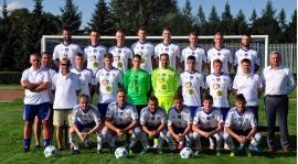 Kadra na rundę jesienną sezonu 2016/2017