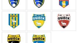 Wybierz herb dla drużyny GKS OSIECK.