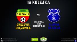 16 kolejka: Gręzovia - Olimpia