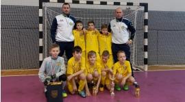 Arka Gdynia Christmas Cup - 2 miejsce w kat. U-10.