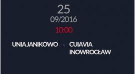 Najbliższy mecz trampkarzy Cuiavii Inowrocław