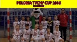 """ŻAKI F-1 I 1 MIEJSCE W HALOWYM TURNIEJU """"POLONIA TYCHY CUP 2016"""""""
